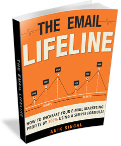 anik singal the email lifeline